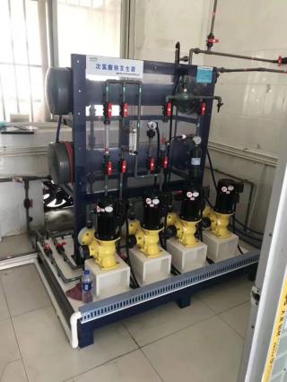 大型电解次氯酸钠发生器好的品牌如何选择?