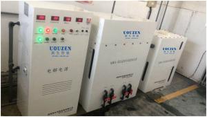 UOUZEN电解法二氧化氯发生器,为太原高铁安全饮水保驾护航