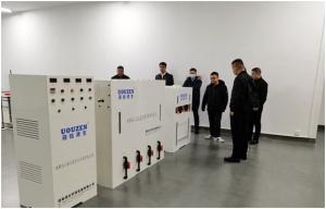 UOUZEN电解二氧化氯协同消毒剂发生器,为北京门头沟安全饮水出力